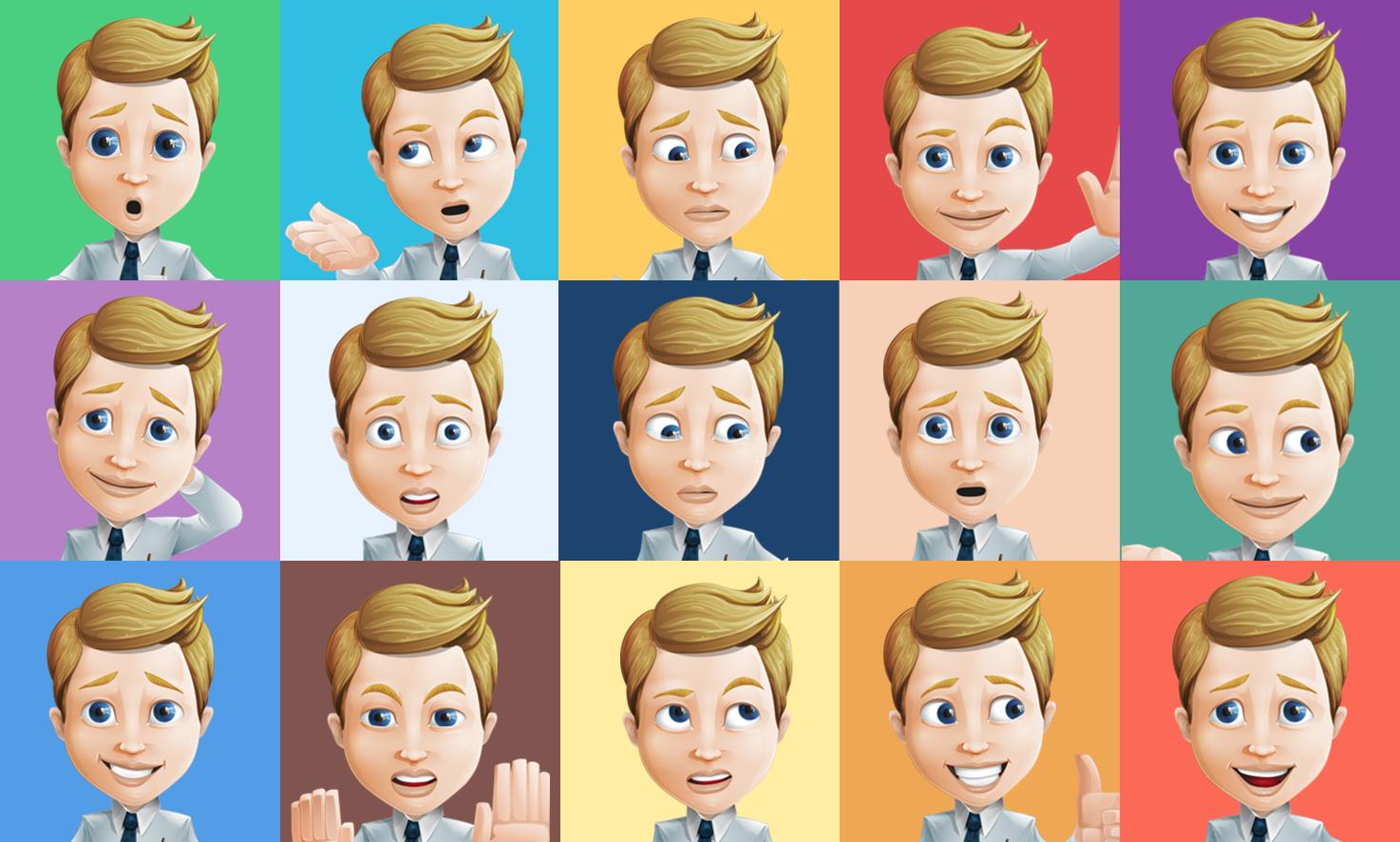 Como interpretar los gestos de la cara