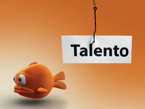Pescando talento