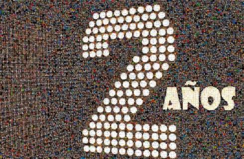 mosaico 2 años