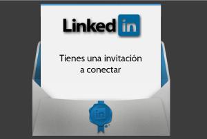 invitacion LinkedIn