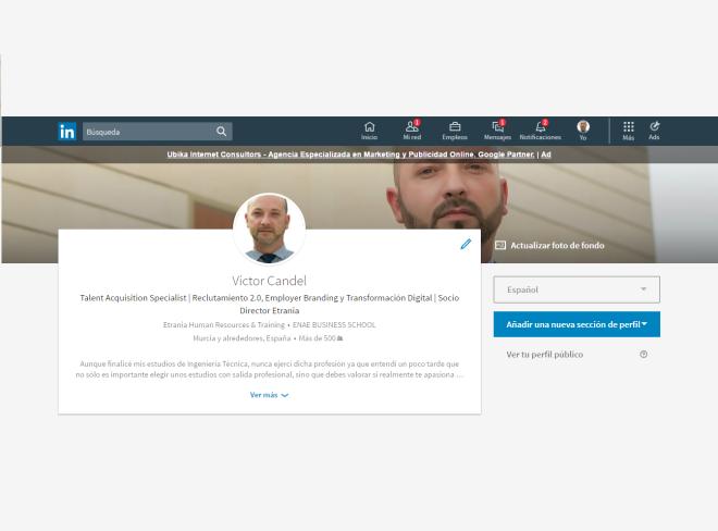 LinkedIn cambia su diseño y estas son algunas de sus novedades – El ...