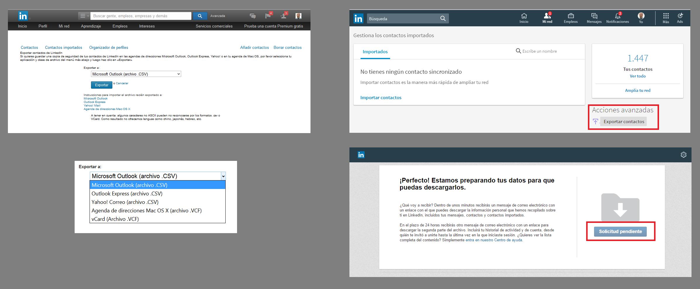 LinkedIn cambia su diseño y estas son algunas de sus novedades ...
